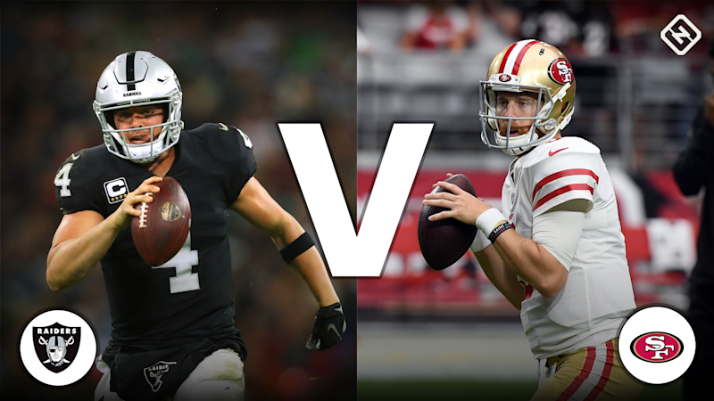 da864904 Raiders vs. 49ers: Time, TV channel, how to watch online