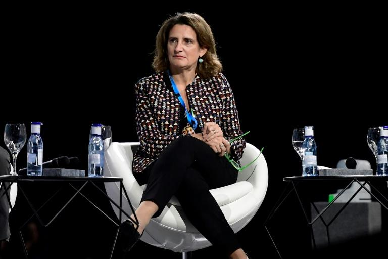 Ribera is the energy and climate change minister of Spain, which is hosting the COP 25 after Chile pulled out due to domestic turmoil