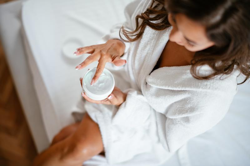 Thousands of reviewers are obsessed with this rich moisturizer. (Photo: Getty)