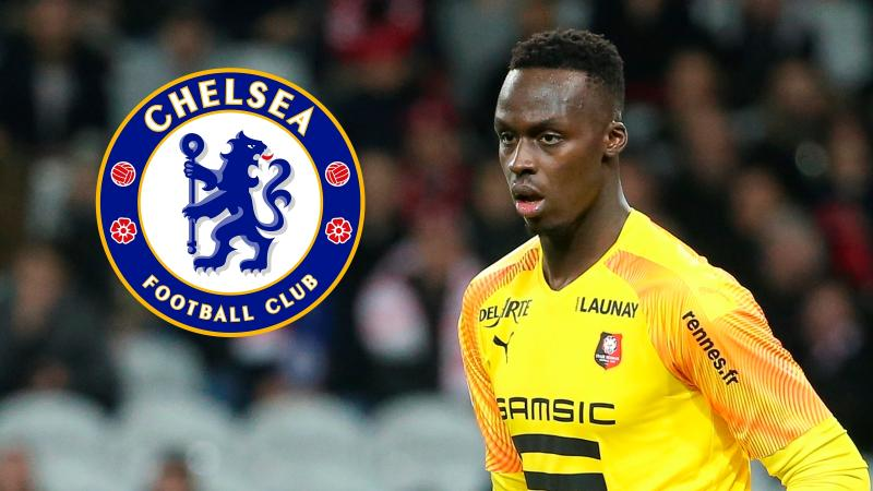 Chelsea talks to sign goalkeeper Mendy confirmed by Rennes