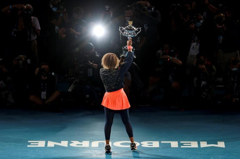 Osaka has won back-to-back Grand Slam titles for the second time in her career