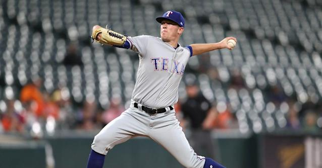 Sabermetrics news: The Allard trade has worked out well for the Rangers
