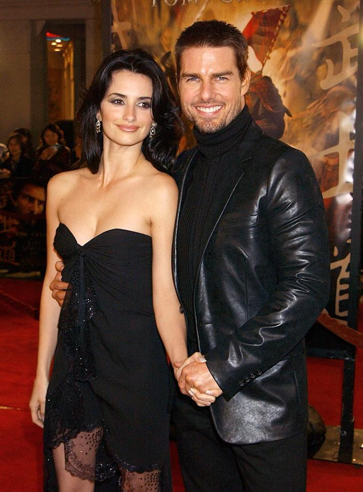 "In honor of the DVD release of ""He's Just Not That Into You"" on June 2, check out this gallery of stars and their famous exes. Remember when ""Vanilla Sky"" costars Penelope Cruz and Tom Cruise were an item? Gregg DeGuire/<a href=""http://www.wireimage.com"" target=""new"">WireImage.com</a> - December 1, 2003"