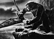 """<a href=""""http://movies.yahoo.com/movie/king-kong/"""" data-ylk=""""slk:KING KONG"""" class=""""link rapid-noclick-resp"""">KING KONG</a> (1933) <br> Directed by: <span>Ernest B. Schoedsack</span> and <span>Merian C. Cooper</span> <br>Starring: <span>Fay Wray</span> and <span>Robert Armstrong</span>"""