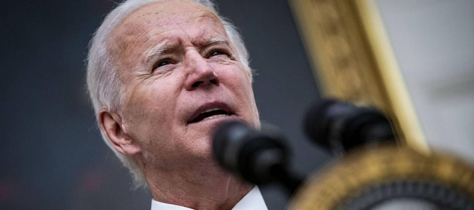 Getting stimulus checks out more quickly is goal of new Biden executive order