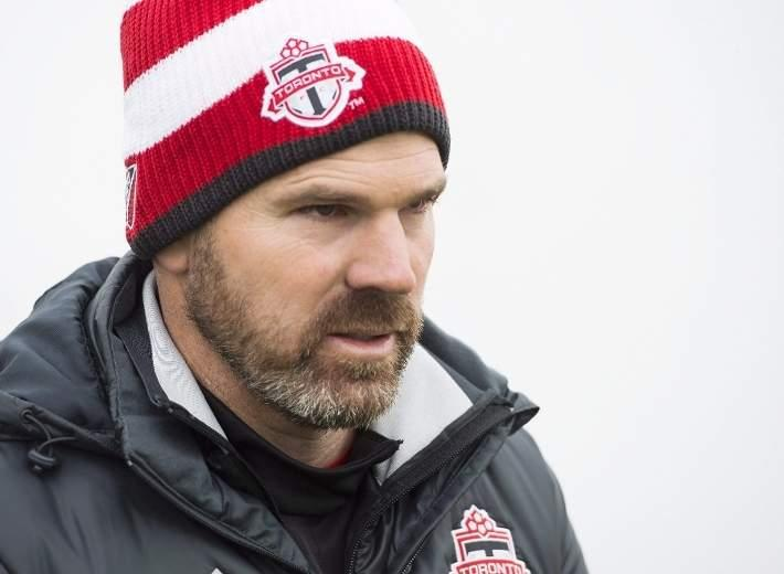 Toronto FC coach Vanney not hearing any alarm bells: 'Preseason games don't equate to Saturday's opener'
