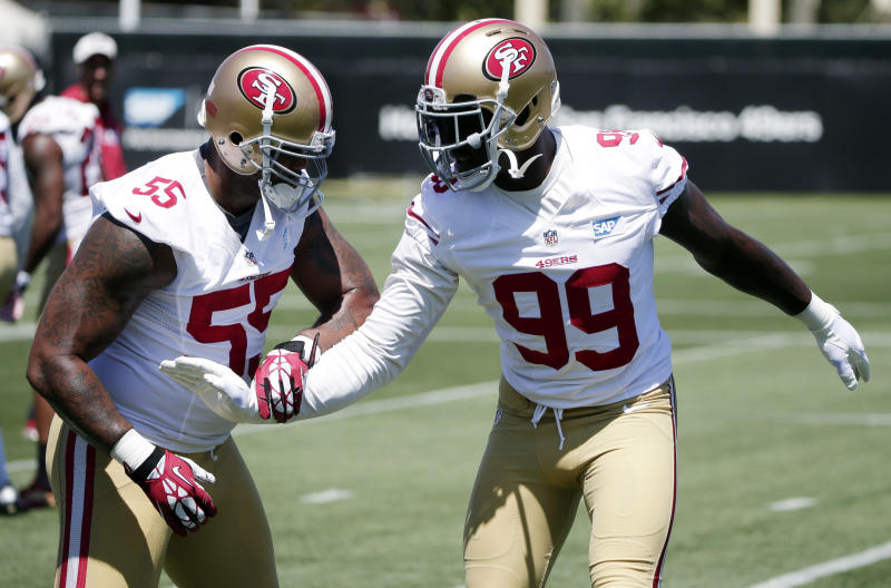 49ers ready to fill big void for injured Bowman