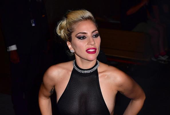 <p>Gaga's fans went gaga at Chicago artist Rebecca Francescatti and sent her death threats when she accused the pop star of stealing notes and melody from her 1999 song 'Juda' for her song 'Judas'. The case was dismissed. (Getty Images) </p>
