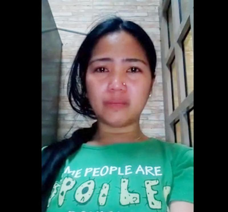 Philippine Viral News And Videos Home: Pinay Maid Rescued After FB Plea Goes Viral
