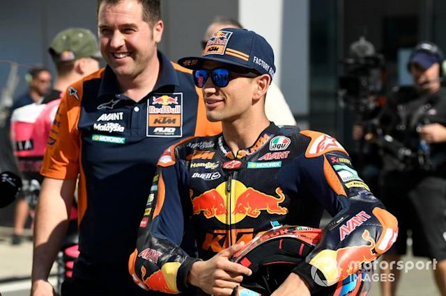 """Jorge Martin, Red Bull KTM Ajo <span class=""""copyright"""">Gold and Goose / Motorsport Images</span>"""