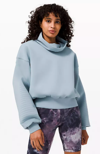 Full Flourish Pullover (Photo via Lululemon)