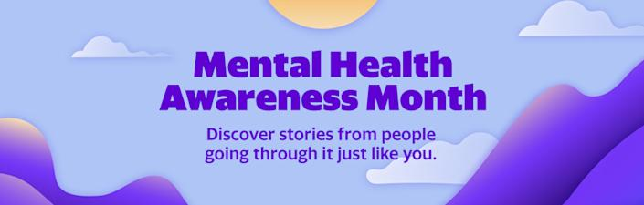 Discover stories from people going through it just like you.