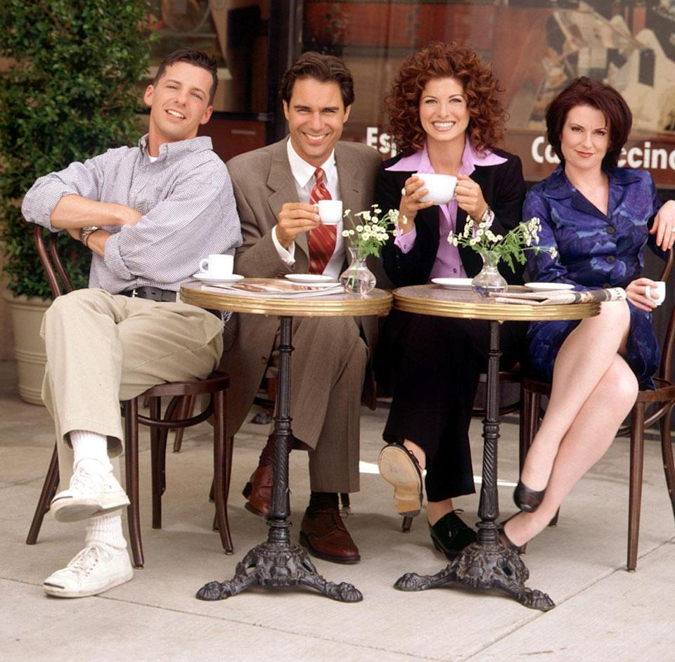 """<p><strong>Original run: </strong><span>1998-2006, NBC</span><br><strong>Reboot status: </strong>The revival of the long-running Must-See TV comedy, which started with <a rel=""""nofollow noopener"""" href=""""https://www.youtube.com/watch?v=jzae4DKexko"""" target=""""_blank"""" data-ylk=""""slk:a mini-episode about the 2016 election"""" class=""""link rapid-noclick-resp"""">a mini-episode about the 2016 election</a>, premieres <span>Sept. 28 on NBC and has already been renewed for a second season. </span><br>(Photo: Everett Collection)<br><br></p>"""