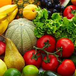 The 10 most polluted fruit and vegetables