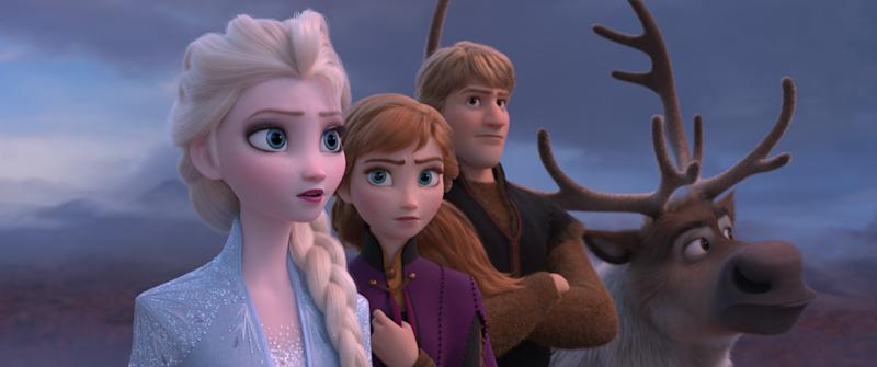 Frozen 2 (Credit: Disney)