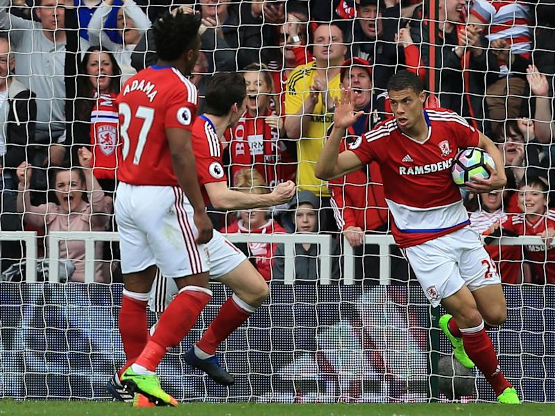 Gestede's goal gave Middlesbrough hope (Getty)