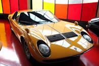 <p>The Miura was Lamborghini's original midengined supercar, and it made the company's vengeful ambitions—to dethrone Ferrari—obvious to all.</p>