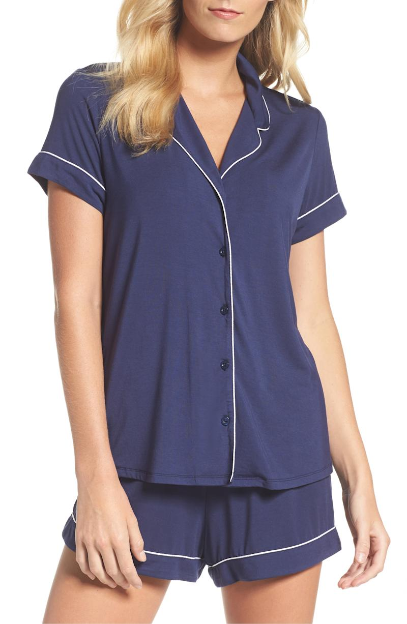 Nordstrom Lingerie Moonlight Short Pajamas