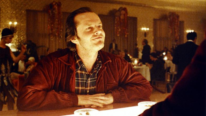 The Shining starring Jack Nicholson (Credit: Warner Bros)