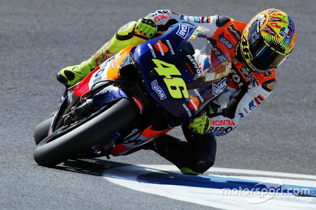 "2002 - Honda (MotoGP) <span class=""copyright"">Gold and Goose / Motorsport Images</span>"