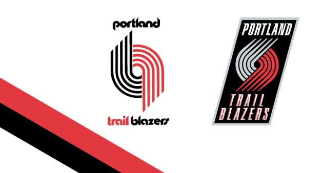 quality design 2ca1d 623f0 Portland Trail Blazers will get new uniforms and a new logo ...