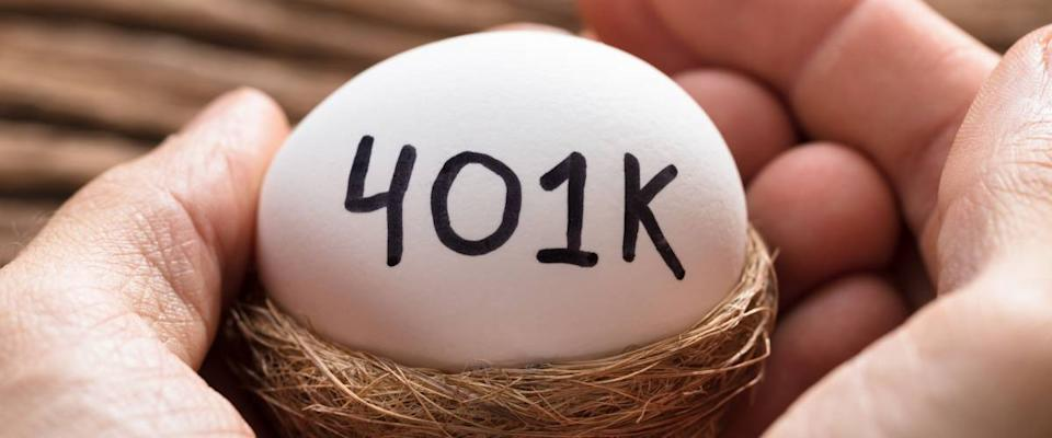 Don't borrow from your 401(k)