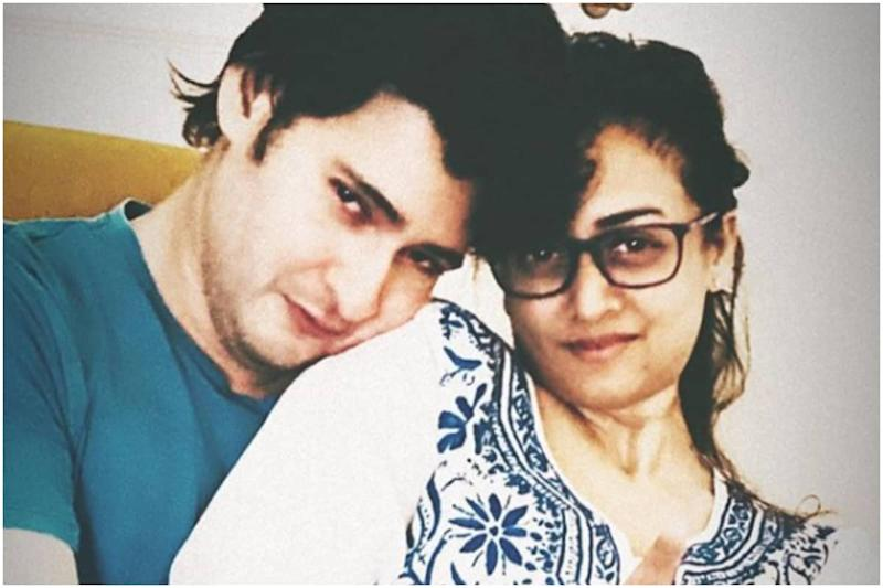 Namrata Shirodkar, Mahesh Babu are Dishing Out Major Couple Goals