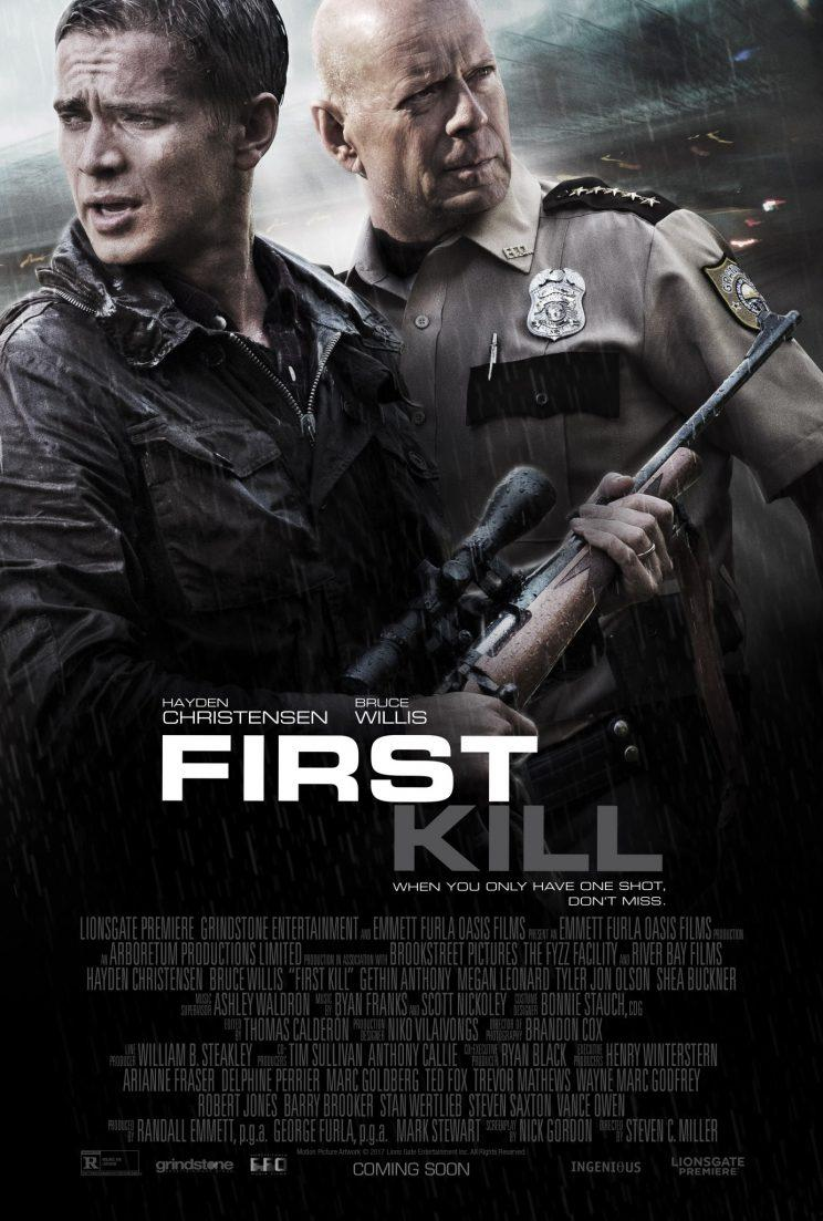 'First Kill' Poster