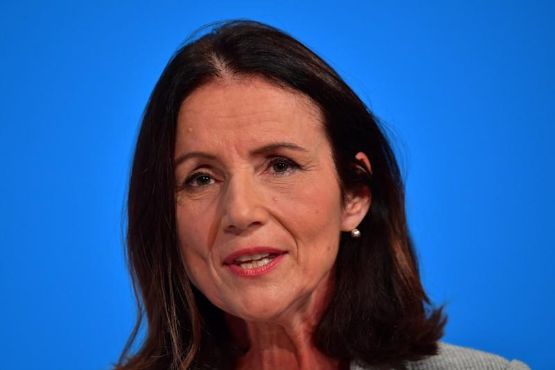CBI director general Carolyn Fairbairn will say that trade offers one of the most powerful routes to post-coronavirus economic recovery. Photo: Carl Court/Getty