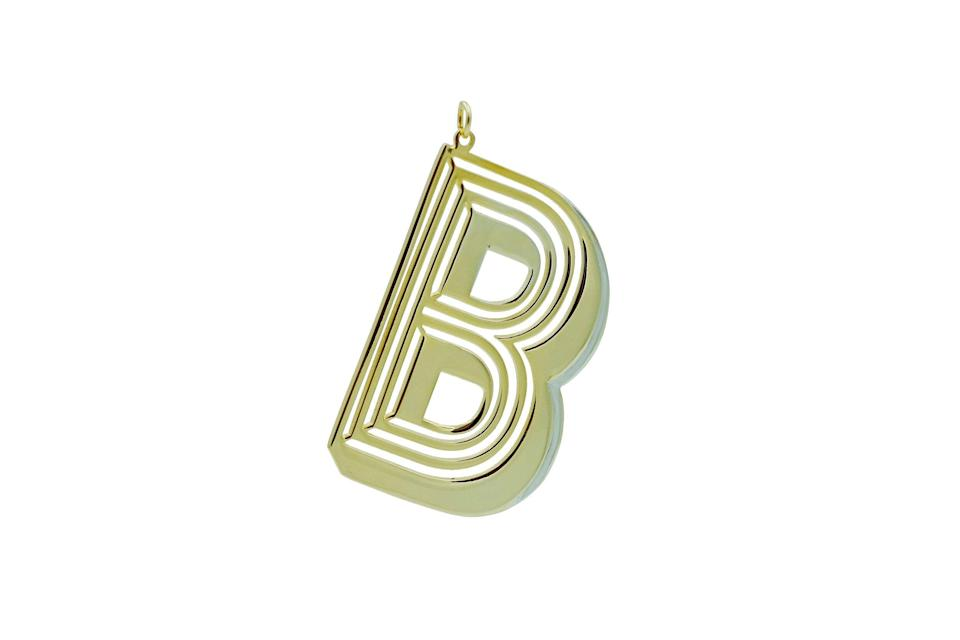 "<br><br><strong>Giovanna</strong> Alphabet Charm, $, available at <a href=""https://go.skimresources.com/?id=30283X879131&url=https%3A%2F%2Fwww.thisisgiovanna.com%2Fjewelry%2Falphabet-charm"" rel=""nofollow noopener"" target=""_blank"" data-ylk=""slk:Giovanna"" class=""link rapid-noclick-resp"">Giovanna</a>"