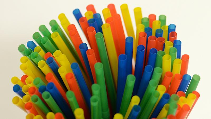 Ban on plastic straws, stirrers and cotton buds comes into force