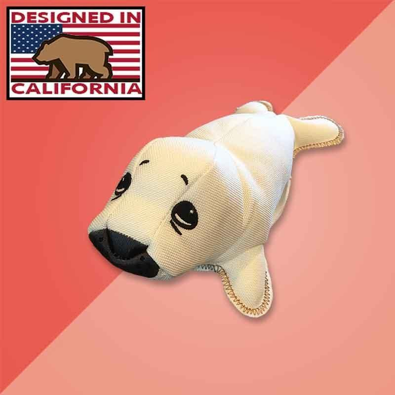 """<p>superruff.com</p><p><strong>$19.99</strong></p><p><a href=""""https://superruff.com/products/sqeal-electronic-dog-toy"""" rel=""""nofollow noopener"""" target=""""_blank"""" data-ylk=""""slk:SHOP IT"""" class=""""link rapid-noclick-resp"""">SHOP IT</a></p><p>Okay, I know I lost you at """"squeak,"""" but hear me out: This isn't your grandmother's (dog's) squeaky toy. It's engineered to emit a specific, quiet-ish squeak that dogs' ears love, and the cute seal toy squeaks and jumps in response to all kind of motion—shaking, dropping, picking up, you name it. It's also much more affordable than most interactive dog toys.</p>"""