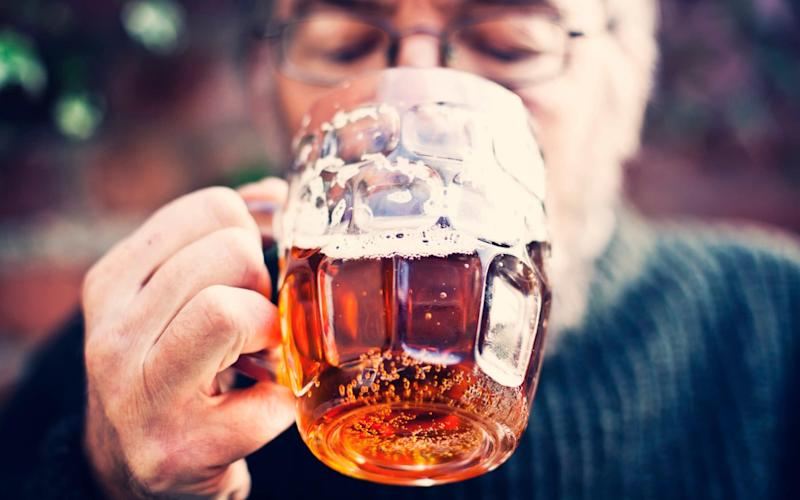 CAMRA says that there should be more focus on the more prevalent causes of binge drinking - such as the availability of cheap supermarket booze, rather than real ale - Getty Images Contributor