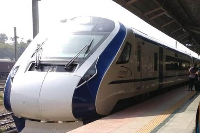 Second Vande Bharat Express to roll out in May