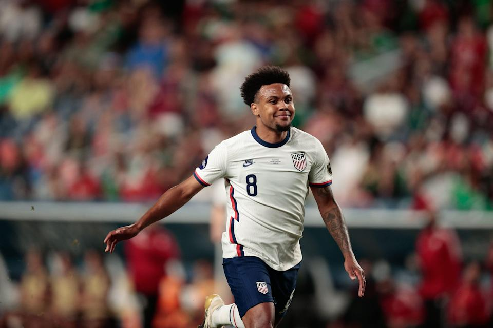 Weston Mckennie returns for the USMNT after missing the last two World Cup qualifiers due to breaking team COVID-19 protocols.