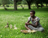 <p>The Yale Drama School graduate broke onto the scene in 2007 when she starred in <em>12 Years a Slave</em> and won the Oscar for Best Supporting Actress.</p>