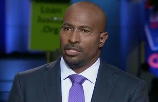 CNN's Van Jones Trashes Trump's 'Incoherent' State of the Union: 'Cookies and Dog Poop'
