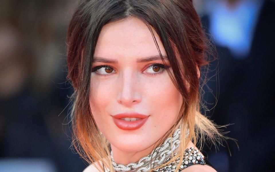 The actress Bella Thorne earned over $1 million in 24 hours after joining OnlyFans