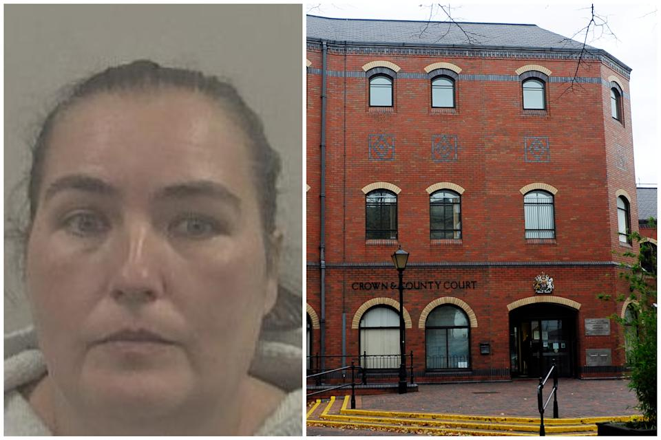 Lisa Crawshaw has been jailed for her £1.7 million fraud, which she used to buy expensive horses. (Humberside Police/PA)