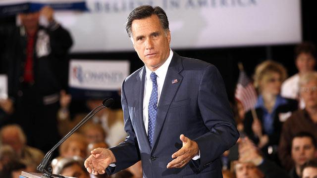 Mitt Romney Says Russia Is No. 1 Geopolitical Foe