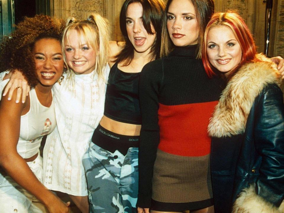 The Spice Girls are set to reunite next year. Copyright: [Rex]