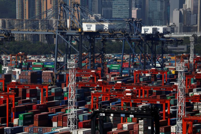 Hong Kong recession deepens further, first-quarter GDP shrinks 5.3%