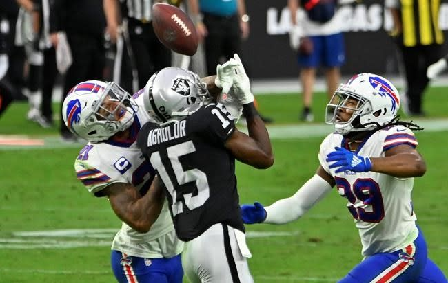 On Football: Officiating not much of NFL issue thus far