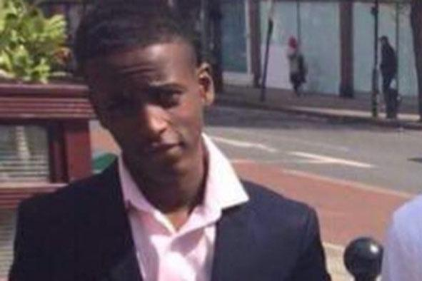 Abdullahi Tarabi was stabbed to death in Northolt on Tuesday (Met Police)