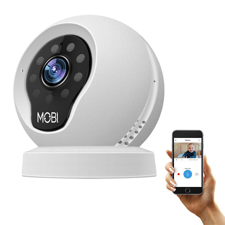 "<p>Keep an eye on your little bundle of joy with a high-tech <a href=""https://www.popsugar.com/buy/MobiCam-Multi-Purpose-Wi-Fi-Video-Baby-Monitor-487388?p_name=MobiCam%20Multi-Purpose%2C%20Wi-Fi%20Video%20Baby%20Monitor&retailer=walmart.com&pid=487388&price=30&evar1=moms%3Aus&evar9=46577071&evar98=https%3A%2F%2Fwww.popsugar.com%2Ffamily%2Fphoto-gallery%2F46577071%2Fimage%2F46577074%2FMobiCam-Multi-Purpose-Wi-Fi-Video-Baby-Monitor&list1=walmart%2Cbaby%20shower%20gifts%2Cbaby%20shopping&prop13=api&pdata=1"" rel=""nofollow"" data-shoppable-link=""1"" target=""_blank"" class=""ga-track"" data-ga-category=""Related"" data-ga-label=""https://www.walmart.com/ip/MobiCam-Multi-Purpose-Wi-Fi-Video-Baby-Monitor-Baby-Monitoring-System-Wi-Fi-Camera/297450695"" data-ga-action=""In-Line Links"">MobiCam Multi-Purpose, Wi-Fi Video Baby Monitor</a> ($30, originally $50) that lets mom or dad see every move. </p>"