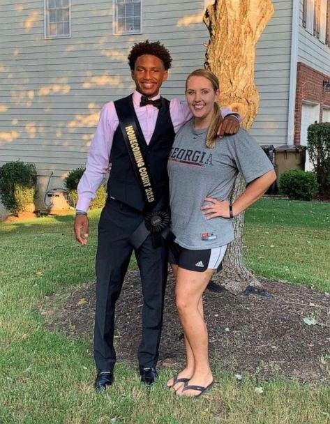 PHOTO: Chelsea Haley,mom of Jerome, 17 and Jace, 6 of Marietta, Georgia, has eliminated a total of $48,683.41--the amount she owed in credit cards and student loans with interest. Her current goal is to save money for anew house. (Chelsea Haley)