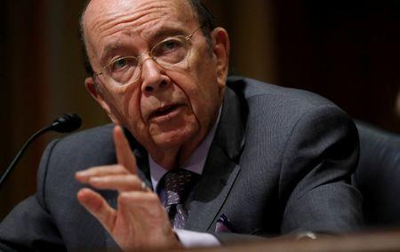 Wilbur Ross testifies on Capitol Hill in Washington