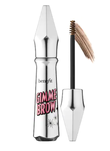 """<p><strong>Benefit Cosmetics</strong></p><p>sephora.com</p><p><strong>$24.00</strong></p><p><a href=""""https://go.redirectingat.com?id=74968X1596630&url=https%3A%2F%2Fwww.sephora.com%2Fproduct%2Fgimme-brow-P409239&sref=https%3A%2F%2Fwww.goodhousekeeping.com%2Fbeauty-products%2Fg37136134%2Fbest-eyebrow-gels%2F"""" rel=""""nofollow noopener"""" target=""""_blank"""" data-ylk=""""slk:Shop Now"""" class=""""link rapid-noclick-resp"""">Shop Now</a></p><p>From a brand known for their eyebrow innovations, Benefit's tinted brow gel in a wide range of 10 shades (including gray!) is <strong>a favorite among several GH Beauty Lab experts and editors</strong>. """"The gel feels light on the eyebrows and doesn't stiffen up, so I can move my brows without that pesky glue-like feeling,"""" says GH Beauty Lab Senior Chemist <a href=""""https://www.goodhousekeeping.com/author/1473/sabina-wizemann/"""" rel=""""nofollow noopener"""" target=""""_blank"""" data-ylk=""""slk:Sabina Wizemann"""" class=""""link rapid-noclick-resp"""">Sabina Wizemann</a>. """"The pigments stay throughout the day and it also incorporates fibers, so eyebrows look instantly fuller.""""</p><p><strong>RELATED: </strong><a href=""""https://www.goodhousekeeping.com/beauty-products/a36078636/best-beauty-awards-2021/"""" rel=""""nofollow noopener"""" target=""""_blank"""" data-ylk=""""slk:Good Housekeeping's 2021 Beauty Awards"""" class=""""link rapid-noclick-resp"""">Good Housekeeping's 2021 Beauty Awards</a></p>"""