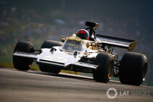 """1972 - Emerson Fittipaldi, Lotus-Ford <span class=""""copyright"""">Rainer W. Schlegelmilch</span>"""