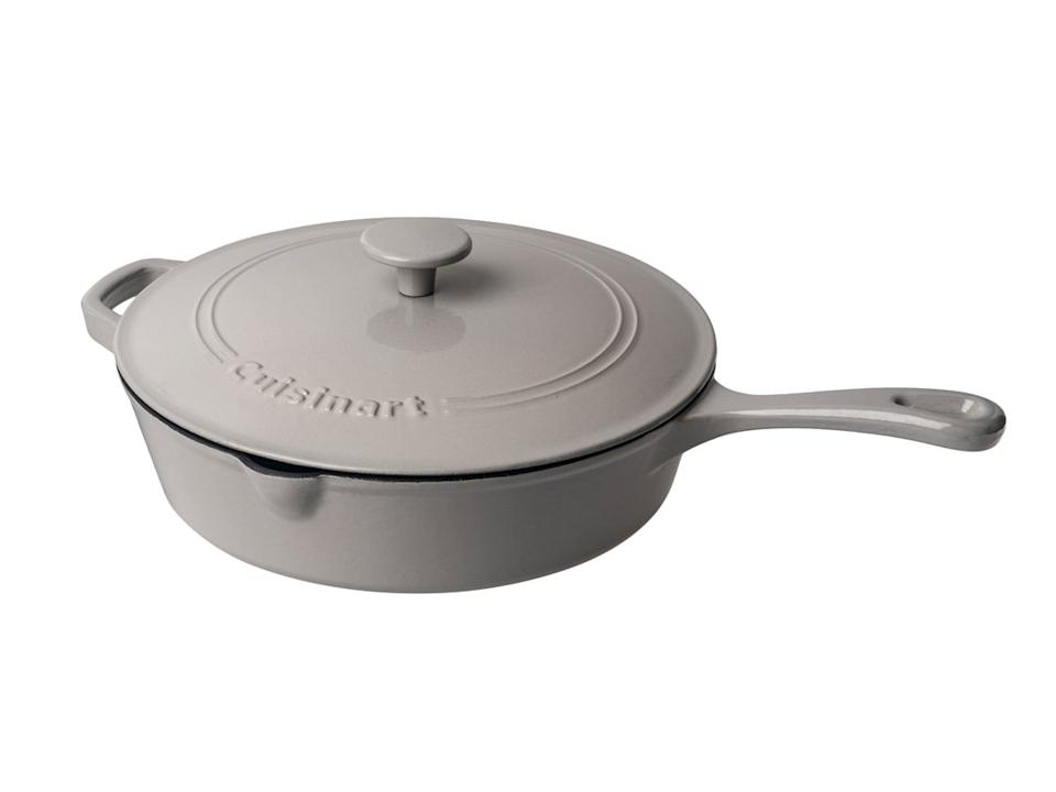 This Cast Iron has a 4.4 out of 5-star review rating. (Photo: Amazon)